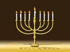 Elegant Messianic Jewish Candle Lighting Ceremony For Hanukah Good Ideas